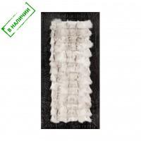 Прикроватный коврик из меха лисицы