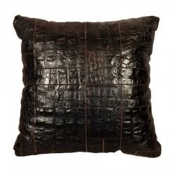 """Декоративная подушка из кожи """"Pd-19"""""""